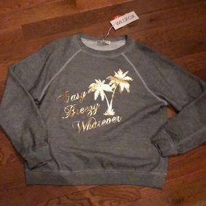 Wildfox sweatshirt NWT